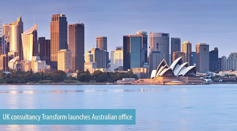 Transform launches Australian offices in Melbourne and Sydney