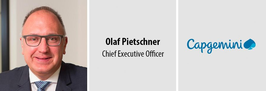 Olaf Pietschner, Chief Executive Officer - Capgemini