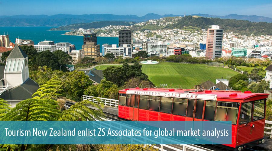 Tourism New Zealand enlist ZS Associates for global market analysis