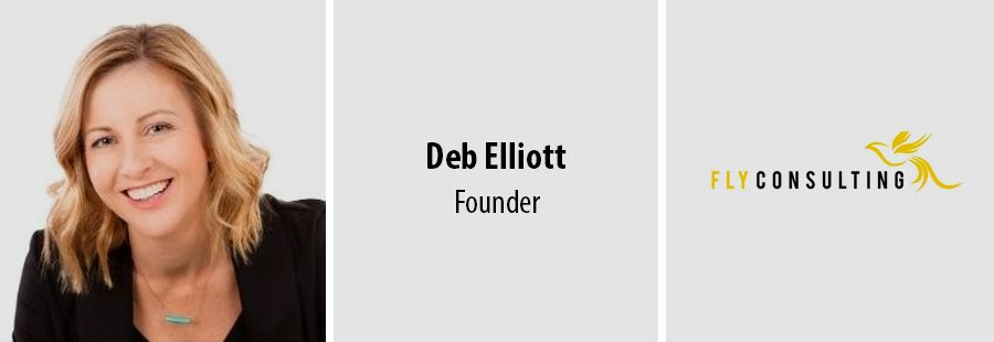 Fly Consulting's founder Deb Elliott talks ambition in business