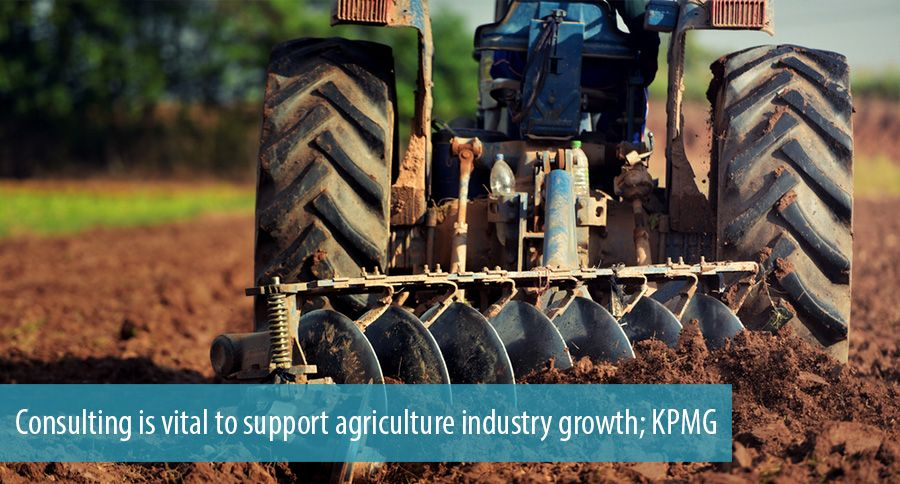 Consulting is vital to support agriculture industry growth; KPMG