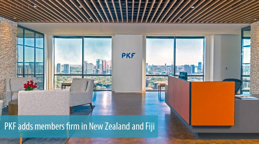 PKF adds members firm in New Zealand and Fiji