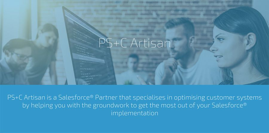 PS+C buys Salesforce implementation partner Artisan Consulting