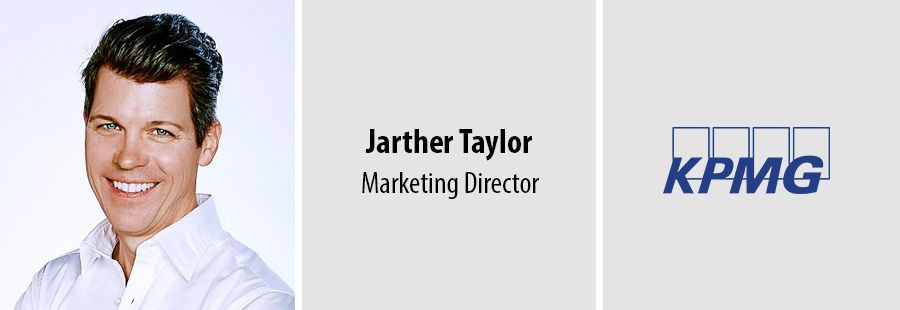KPMG names Jarther Taylor as marketing director for Australia