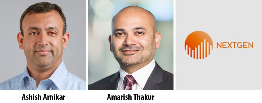 Ashish Arnikar and Amarish Thakur join Nextgen's Optima as Executive Directors
