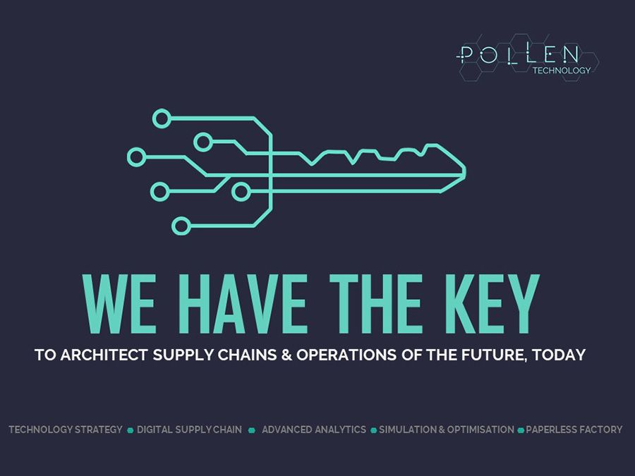Pollen Consulting launches Technology arm for FMCG supply chains