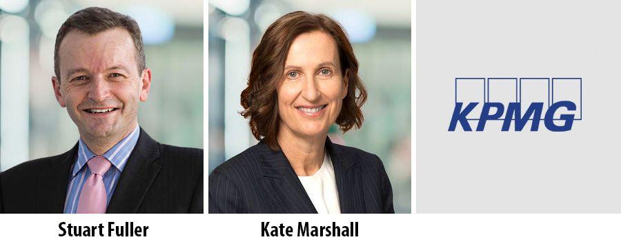 KPMG Australia's Stuart Fuller heads firm's global legal arm