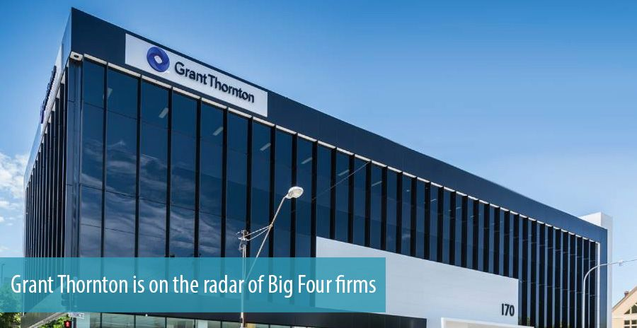 Grant Thornton is on the radar of Big Four firms