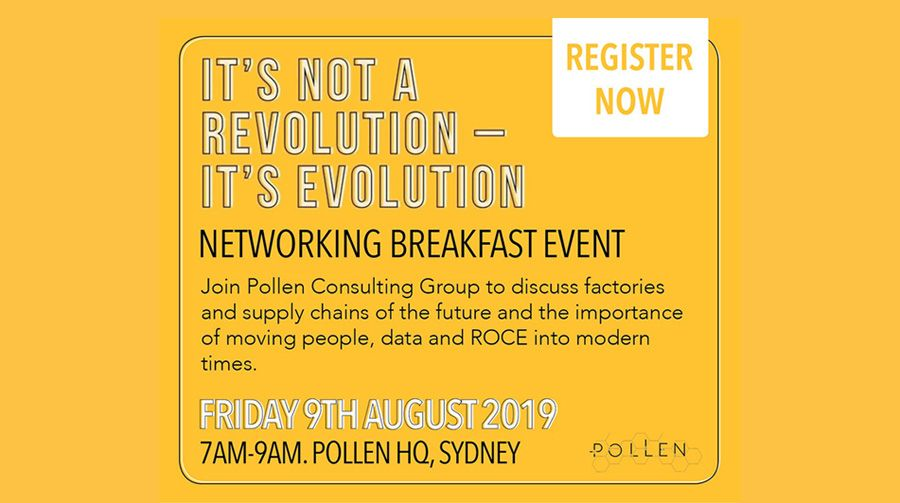Pollen - Networking breakfast event