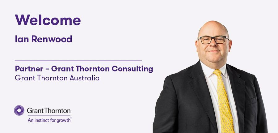 Ian Renwood, Head of Technology Advisory, Grant Thornton