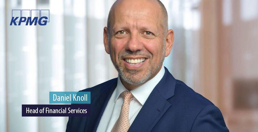 Daniel Knoll, Head of Financial Services, KPMG