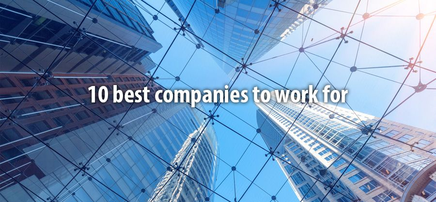 10 best companies to work for in Australia