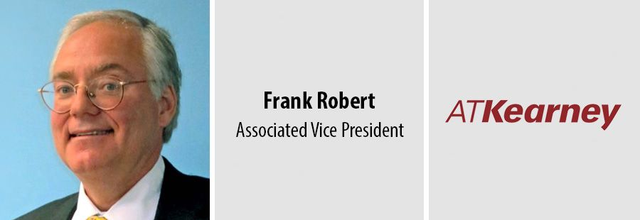 Frank Robert, Associated Vice President, A.T. Kearney
