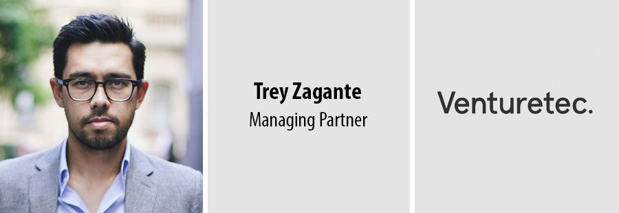 Trey Zagante, Managing Partner at Venturetec