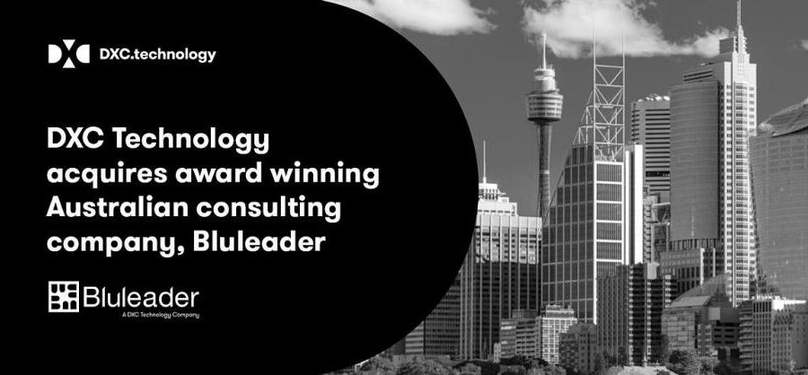 DXC beefs up Australian footprint with Blueleader acquisition