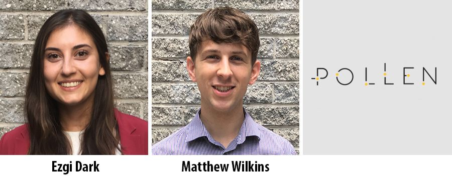 Ezgi Dark and Matthew Wilkins - Pollen Consulting Group