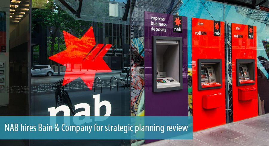 NAB hires Bain & Company for strategic planning review