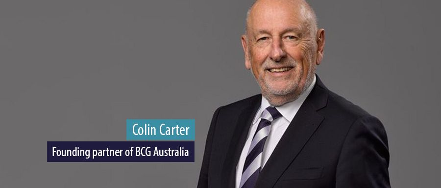 Westpac appoints BCG Australia's co-founder Colin Carter