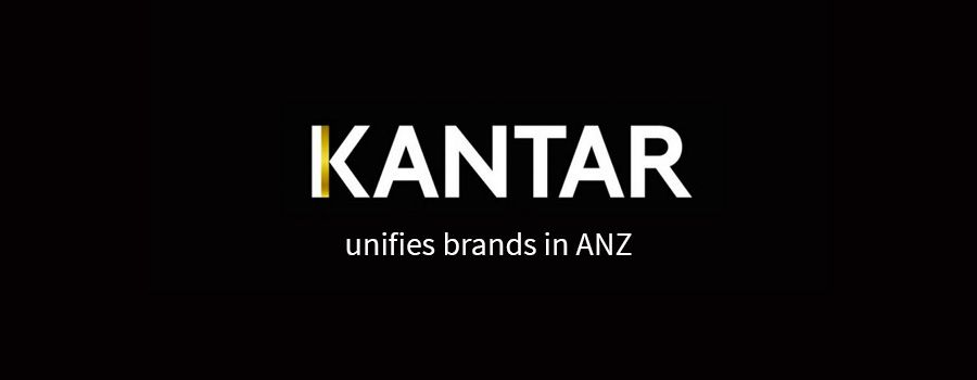 Kantar unifies brands in ANZ