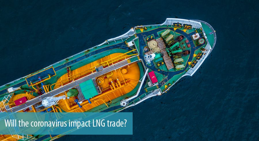 Will the coronavirus impact LNG trade?