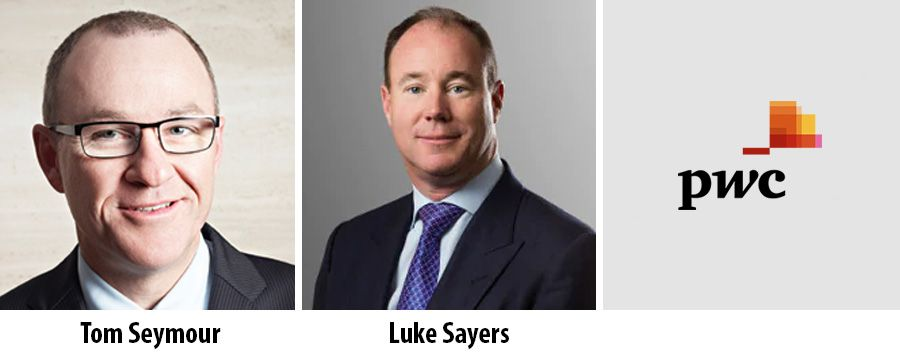 Tom Seymour, Luke Sayers - PwC