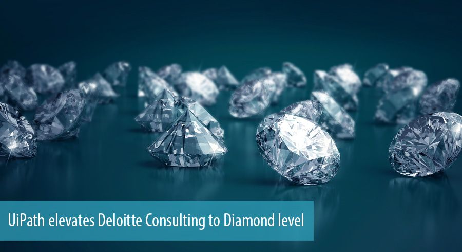 UiPath elevates Deloitte Consulting to Diamond level