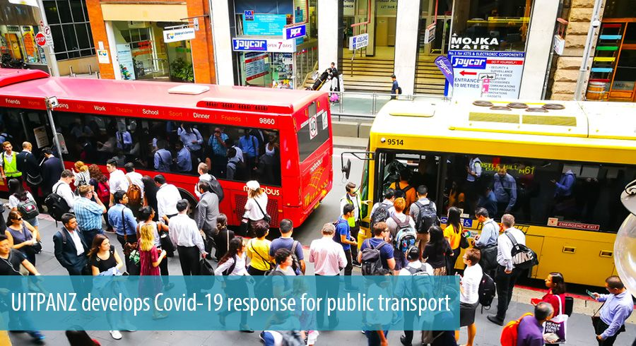 UITPANZ develops Covid-19 response for public transport