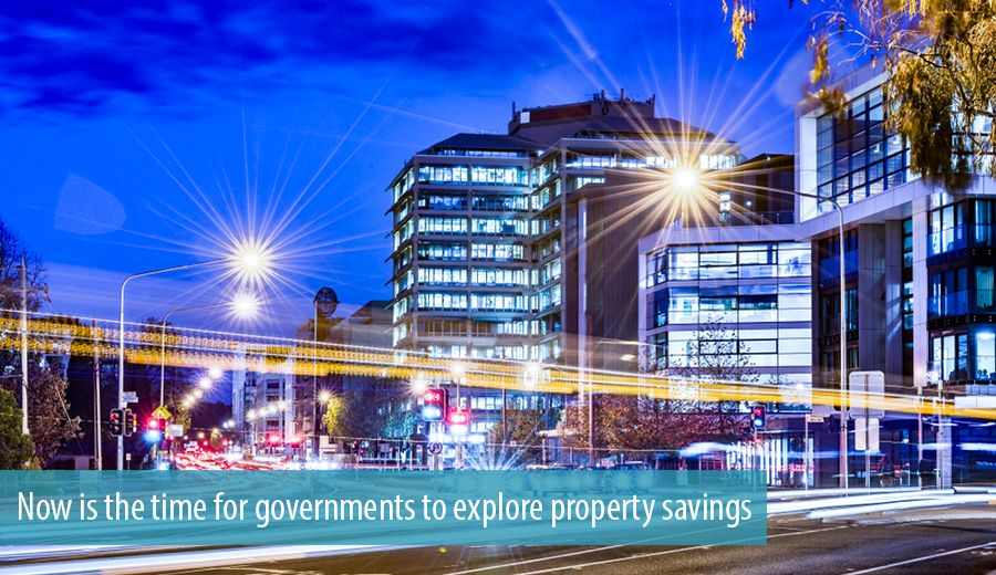 Now is the time for governments to explore property savings