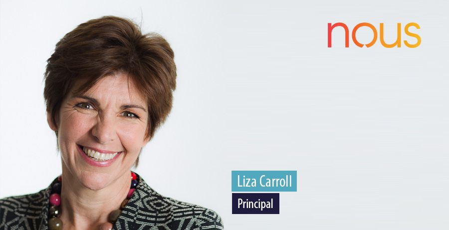 Liza Carroll, Principal, Nous Group