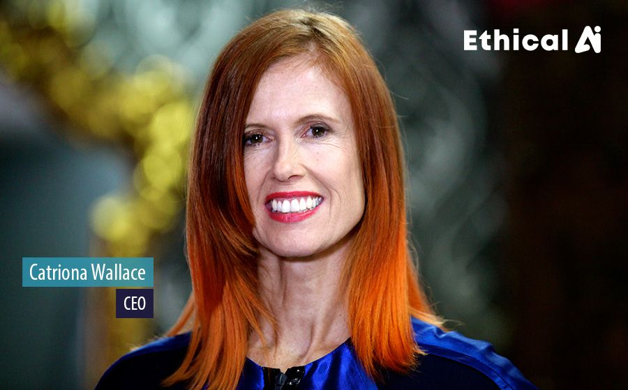 Catriona Wallace, CEO of Ethical AI Advisory