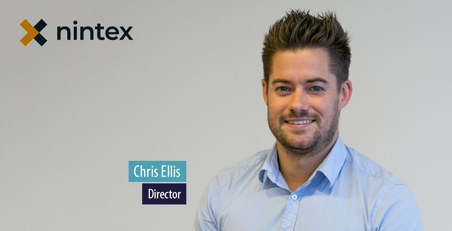 Chris Ellis, Director, nintex