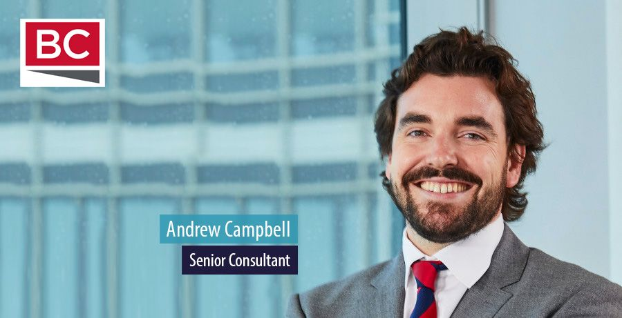 Andrew Campbell, Senior Consultant, BC Strategy