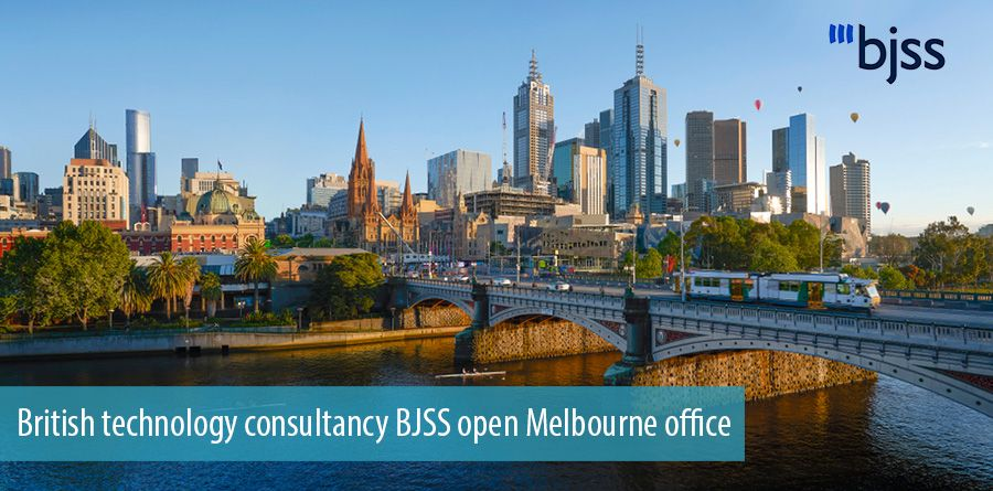 British technology consultancy BJSS open Melbourne office