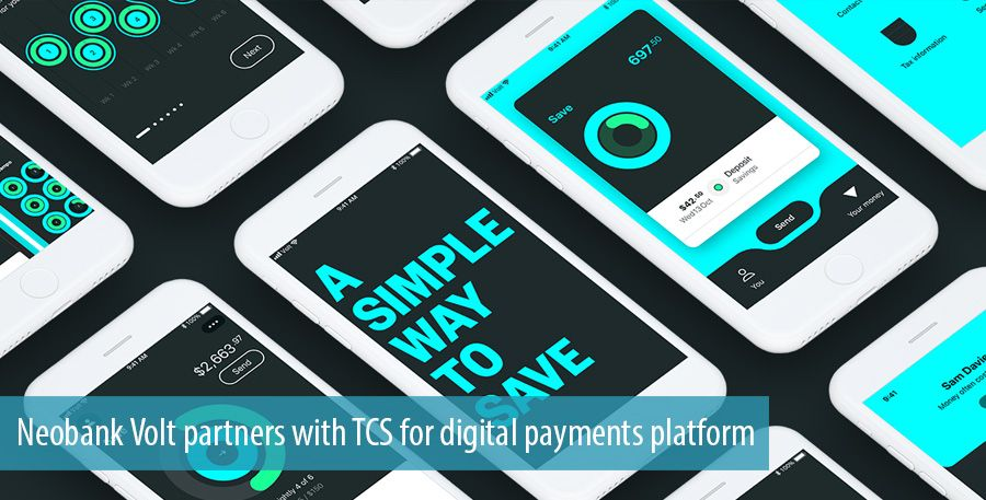 Neobank Volt partners with TCS for digital payments platform