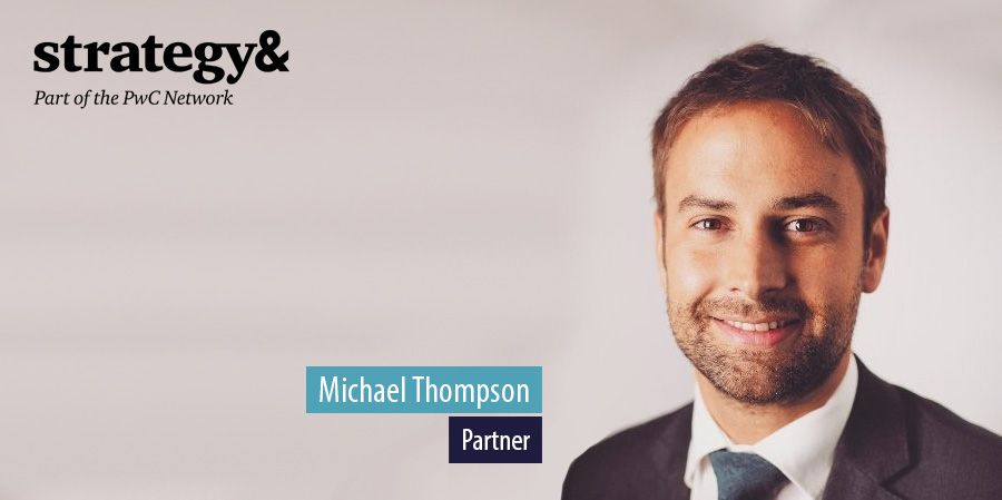 Strategy& in Australia promotes Michael Thompson to partner