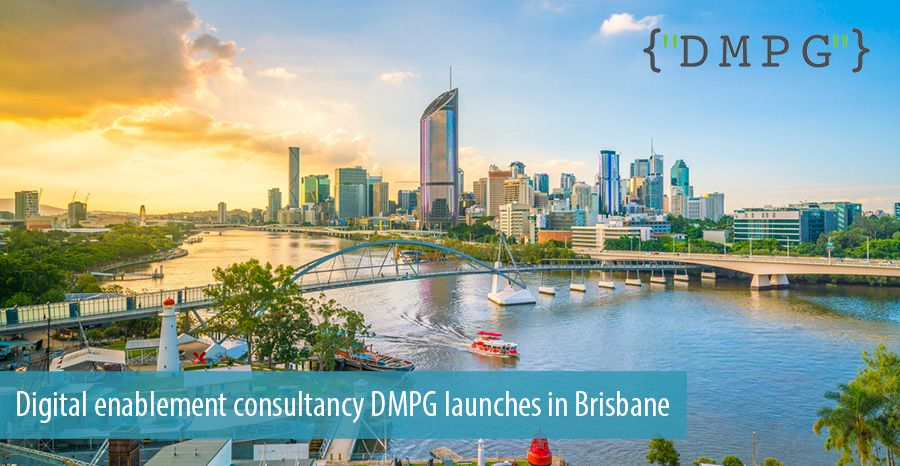 Digital enablement consultancy DMPG launches in Brisbane