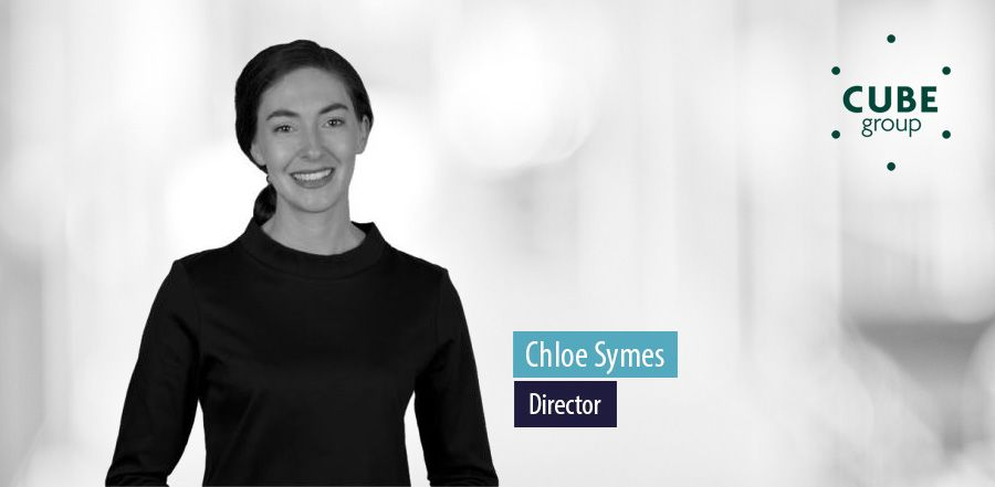 Chloe Symes, Director, Cube Group
