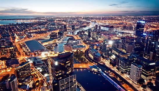 Consult Australia's VIC: Digital Built Australia event kicks off 30th of May