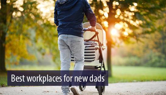 PwC, EY and Deloitte in the top 20 best workplaces for new Australian dads
