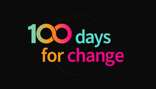 EY commits to 100 Days for Change in Oceania. Tony Johnson explains
