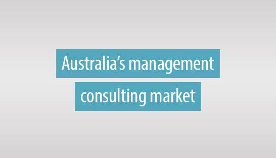 Australia's management consulting market set to expand in 2018