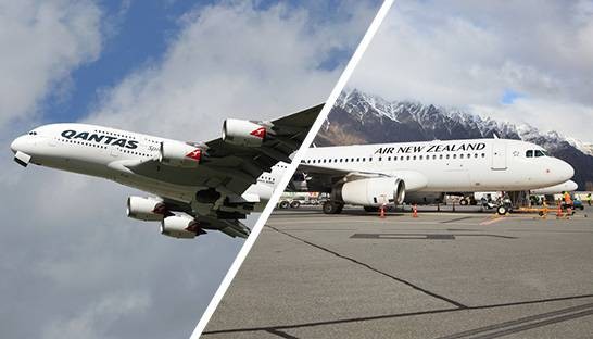 Qantas and Air New Zealand top annual airline safety ratings
