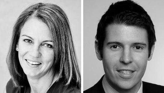 EY hires Joanne Masters and promotes Milan Milosevic