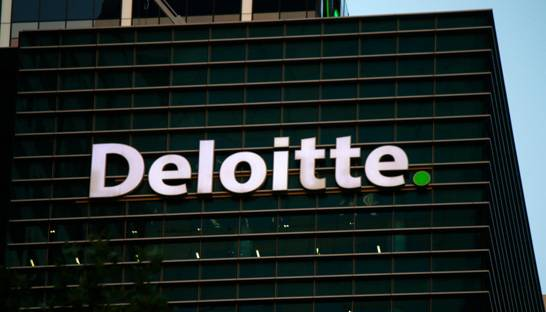 Deloitte grows with double digits for fifth consecutive year
