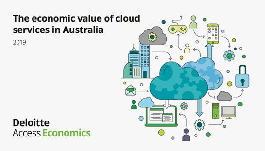 Australia's cloud market booms as productivity benefits unfold