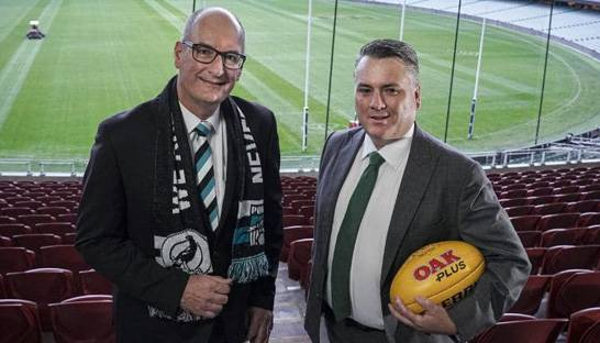 Port Adelaide Football Club snags PwC as major sponsor