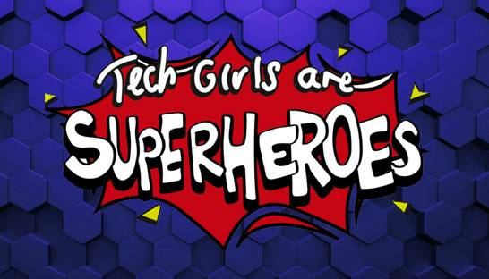 Deloitte supports TGMF's Next Tech Girl Superhero contest