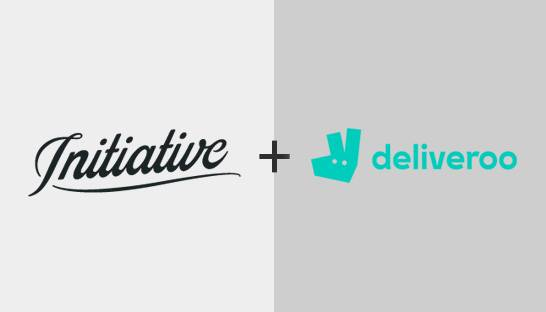 Deliveroo taps Initative to lead branding efforts in Australia