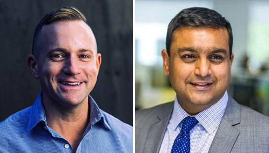 Rob Sutherland and Raj Verma join Healthcare arm of Nous