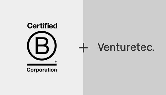Venturetec backs up B-Corp credentials with climate change action